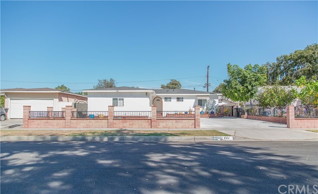 461 E  Rosslynn Avenue , FULLERTON, 92832, CA