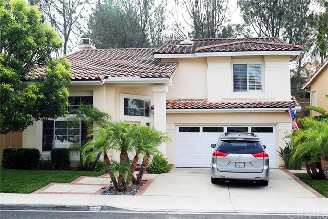 Single Family Home for Rent at 62 Prairie Falcon Aliso Viejo, California 92656 United States