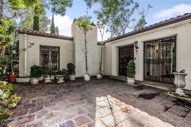 Single Family Home for Sale at 4790 Bonvue Avenue Los Feliz, California 90027 United States