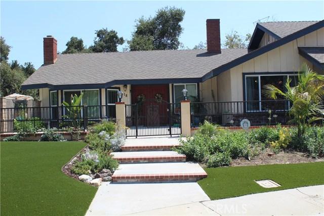 118 Marshall Court San Dimas, CA 91773 - MLS #: CV18166898