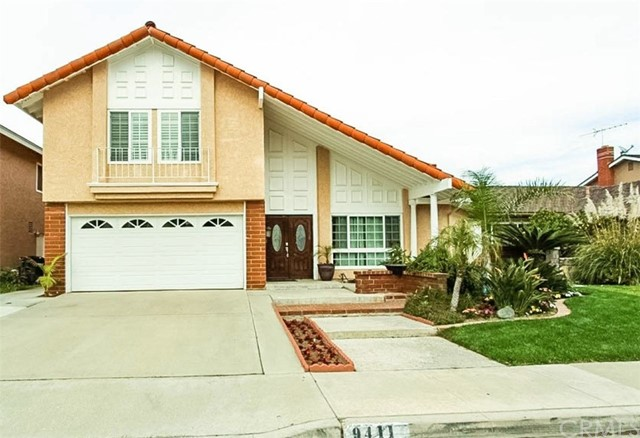 Single Family Home for Sale at 9411 Souza Avenue Garden Grove, California 92844 United States