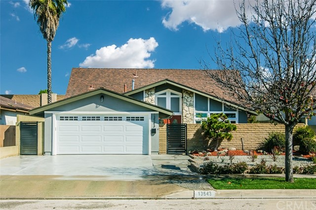 Single Family Home for Sale at 13543 Andy St Cerritos, California 90703 United States