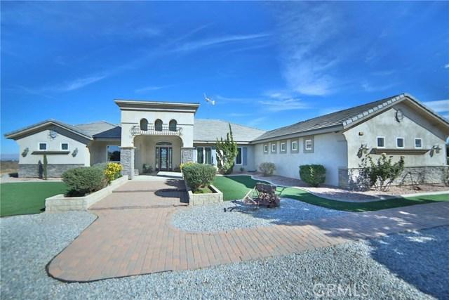7575 Coleridge Road Oak Hills, CA 92344 - MLS #: CV17087089