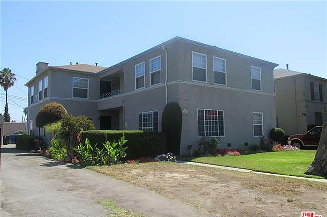 Quadraplex for Rent at 3536 West Adams 3536 West Adams Los Angeles, California 90018 United States