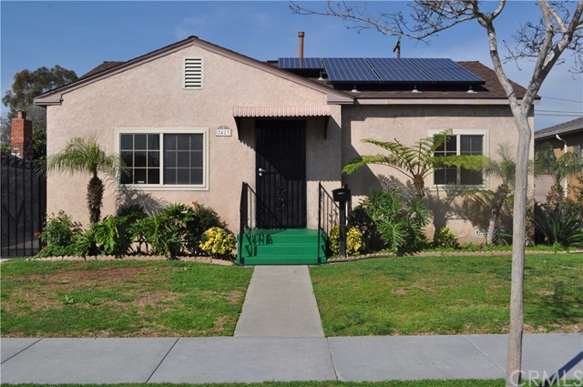 Single Family Home for Sale at 2423 Senta Avenue Commerce, California 90040 United States