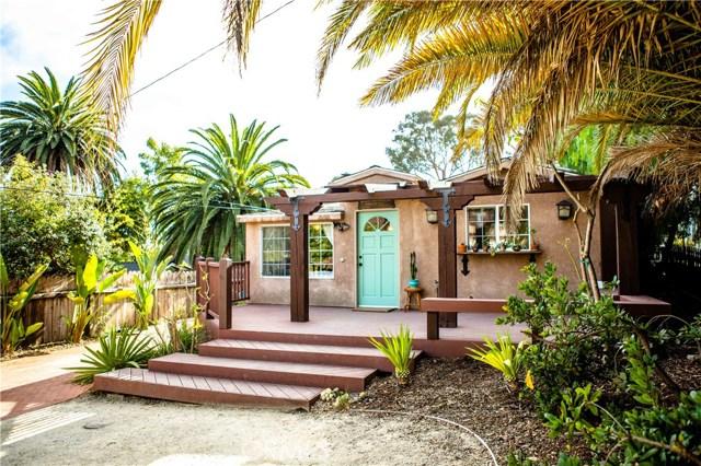 861  California Boulevard, San Luis Obispo in San Luis Obispo County, CA 93401 Home for Sale