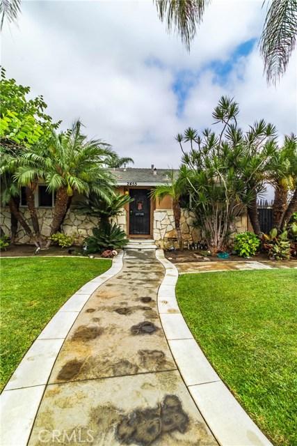 2455 E Paradise Road Anaheim, CA 92806 - MLS #: CV18234428