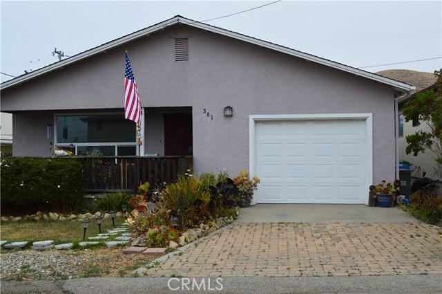 381 Trinidad Street, Morro Bay, CA 93442