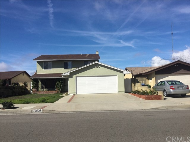 Single Family Home for Rent at 1505 237 Street Harbor City, California 90710 United States