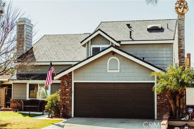 1822 Kingsford Drive, Corona CA 92880