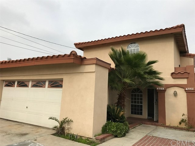 4769 Dozier Avenue East Los Angeles, CA 90022 - MLS #: CV18082606