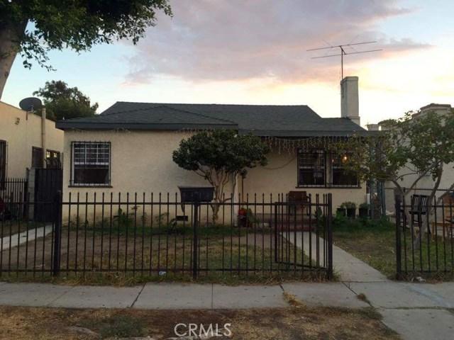 838 75Th Street, Los Angeles, California 90001