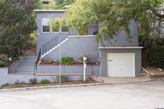 Single Family Home for Sale at 3727 Division Street Los Angeles, California 90065 United States