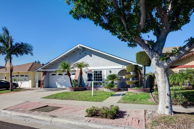 Single Family Home for Sale at 1817 Holbrook Street N Anaheim, California 92807 United States