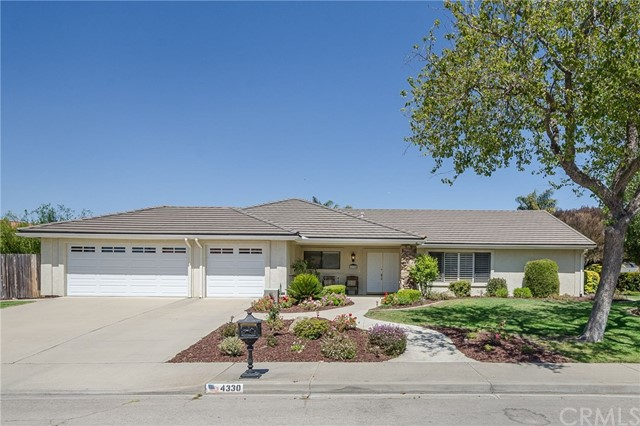 Single Family Home for Sale at 4330 Countrywood Drive Orcutt, California 93455 United States