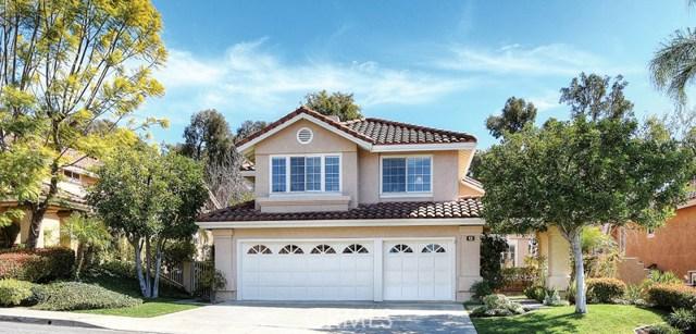 Single Family Home for Sale at 12 Amantes Rancho Santa Margarita, California 92688 United States