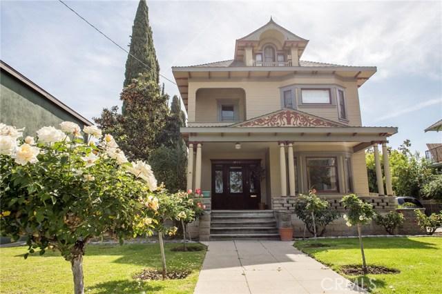 Single Family Home for Sale at 1801 Bush Street N Santa Ana, California 92706 United States
