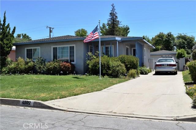4502 N Glenfinnan Avenue, Covina, CA 91723