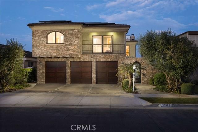 Single Family Home for Sale at 16972 Baruna Lane Huntington Beach, California 92649 United States