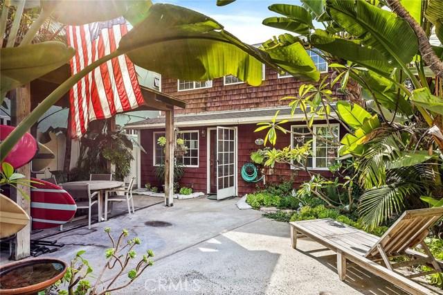 309 Anade Avenue - Balboa Peninsula, California