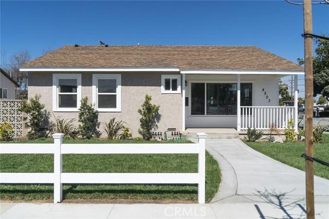 4503  Bulova Street, Torrance, California