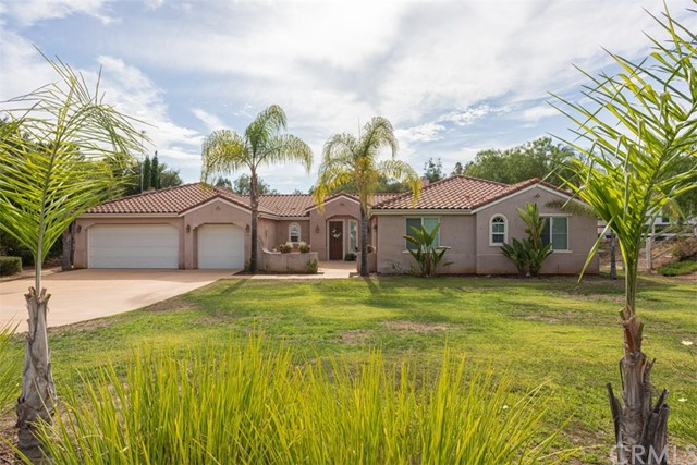 791 Oak Glade Drive, Fallbrook, CA 92028