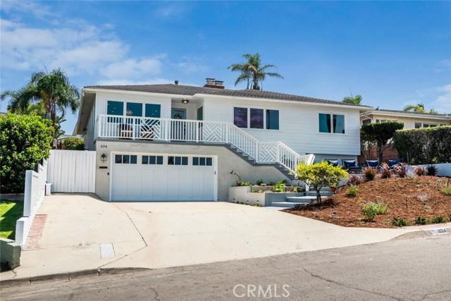 334 Camino De Las Colinas, Redondo Beach, CA 90277