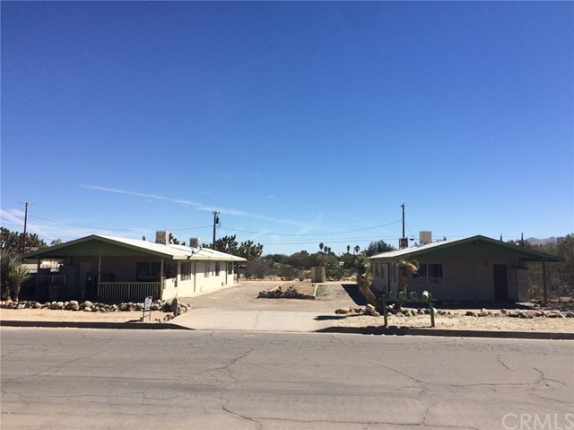 7389 Bannock Trail Yucca Valley, CA 92284 is listed for sale as MLS Listing DW17206797