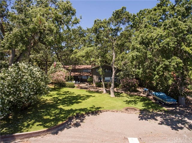 Single Family Home for Sale at 8278 Peninsula Drive Kelseyville, California 95451 United States