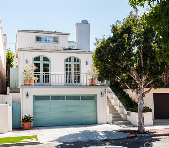 Maison unifamiliale pour l Vente à 520 2nd Street Manhattan Beach, Californie,90266 États-Unis
