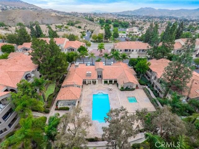 Photo of home for sale at 1020 Vista Del Cerro Drive, Corona CA