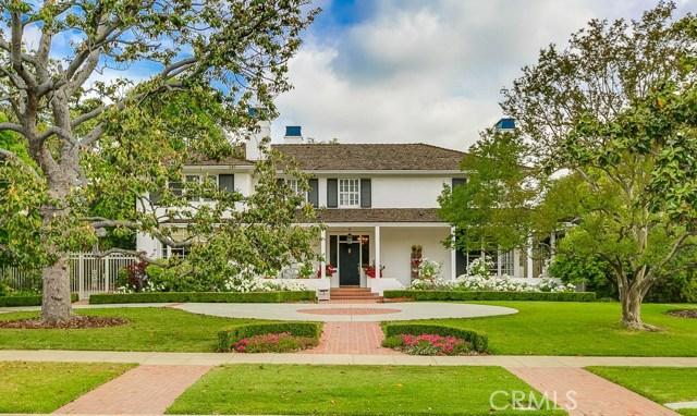 Single Family Home for Sale at 2195 Orlando Road San Marino, California 91108 United States