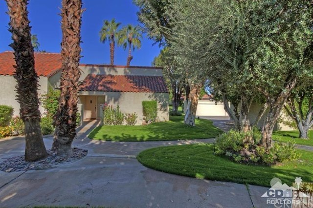 354 Wimbledon Drive Rancho Mirage, CA 92270 is listed for sale as MLS Listing 216023894DA