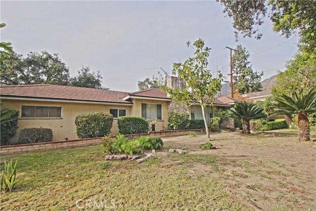1705 N Santa Anita Avenue, Arcadia, CA 91006