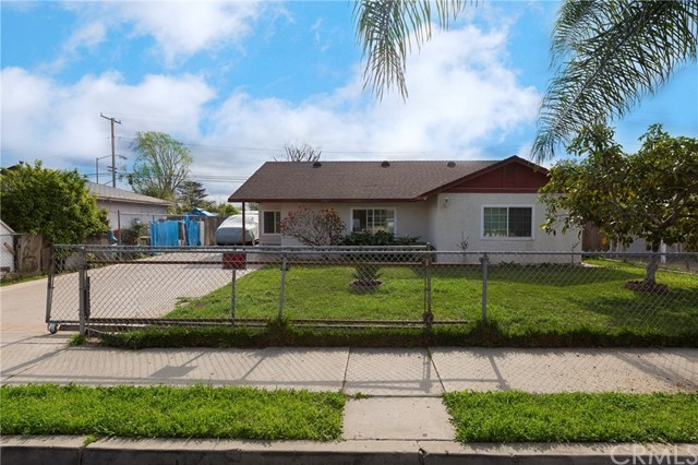 Single Family Home for Sale at 7742 Santa Gertrudes Avenue Stanton, California 90680 United States