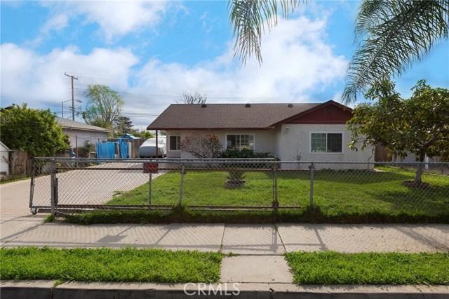 7742 Santa Gertrudes Avenue, Stanton, CA, 90680
