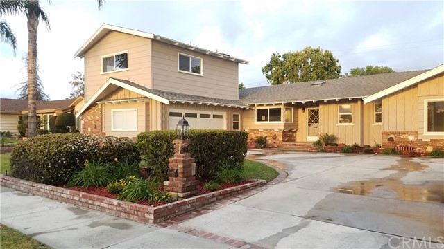 Single Family Home for Sale at 2076 Eileen Drive S Anaheim, California 92802 United States