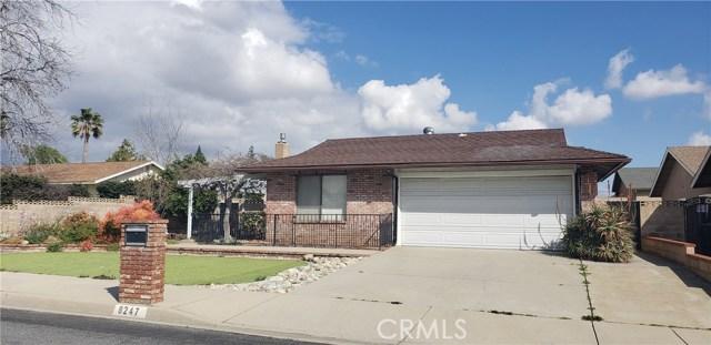 8247 Layton Street,Rancho Cucamonga,CA 91730, USA