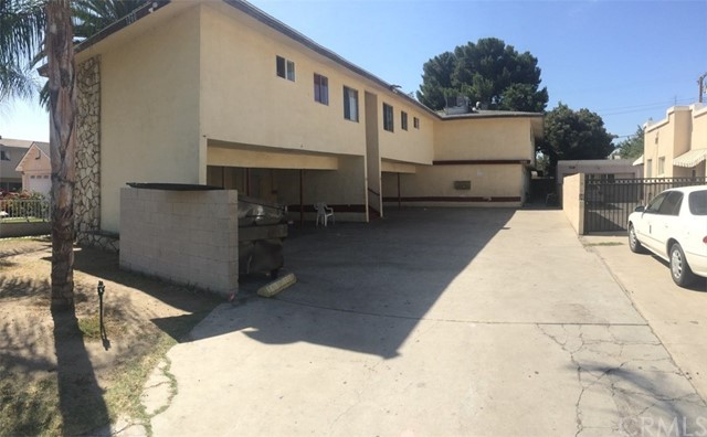 Single Family for Sale at 1260 F Street N San Bernardino, California 92405 United States
