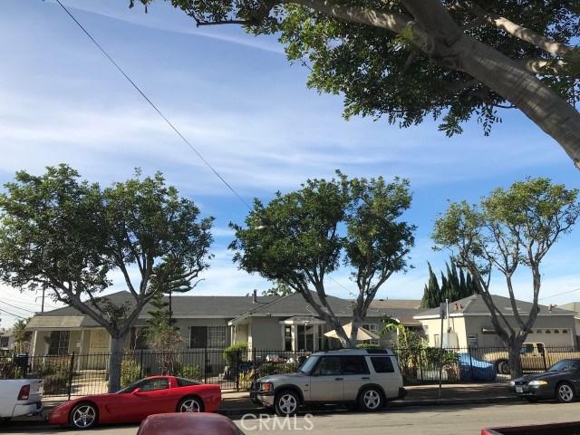Triplex for Sale at 503 Edgewood Street 503 Edgewood Street Inglewood, California 90302 United States