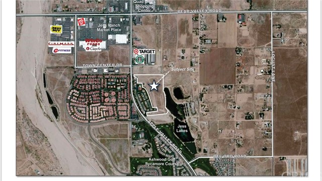 Land for Sale at 11495 Apple Valley Blvd Apple Valley, California United States