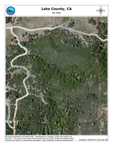 9400 Rocky Creek Road Lower Lake, CA 95457 - MLS #: LC18088361