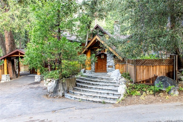 Single Family Home for Sale at 24640 Upper Rim Rock Road 24640 Upper Rim Rock Road Idyllwild, California 92549 United States