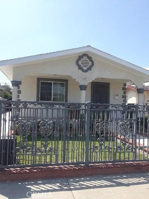 1168 E 60th Street, Los Angeles CA 90001