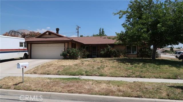 Single Family Home for Sale at 6131 Newcomb Street San Bernardino, California 92404 United States