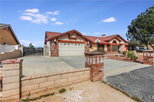 13530 Ivanpah Road, Apple Valley, CA, 92308