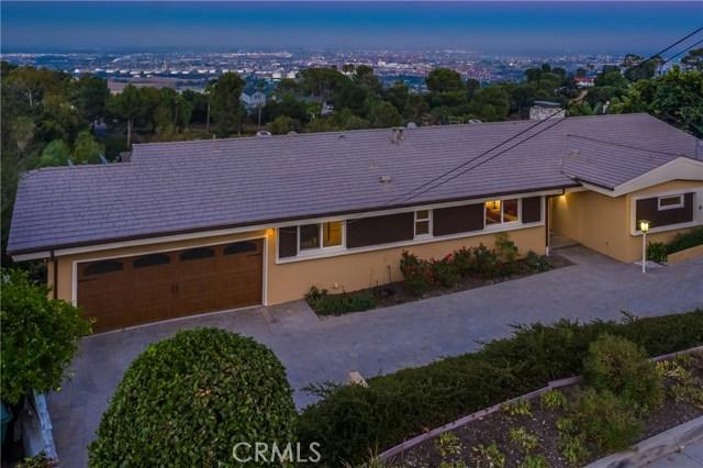 28672 Roan Road  Rancho Palos Verdes CA 90275