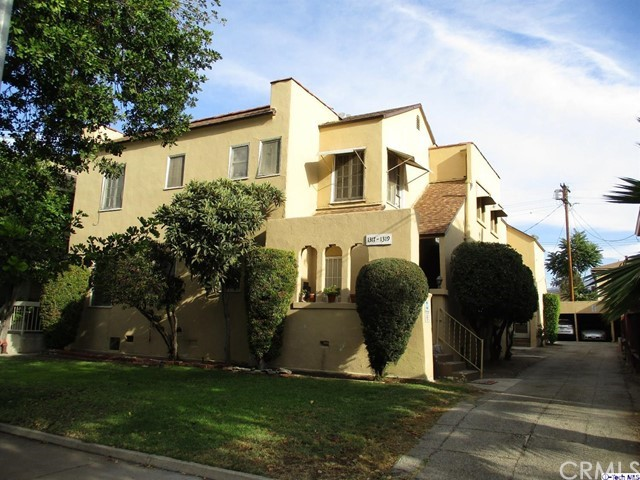 1317 E Wilson Avenue Glendale, CA 91205 is listed for sale as MLS Listing 317000279