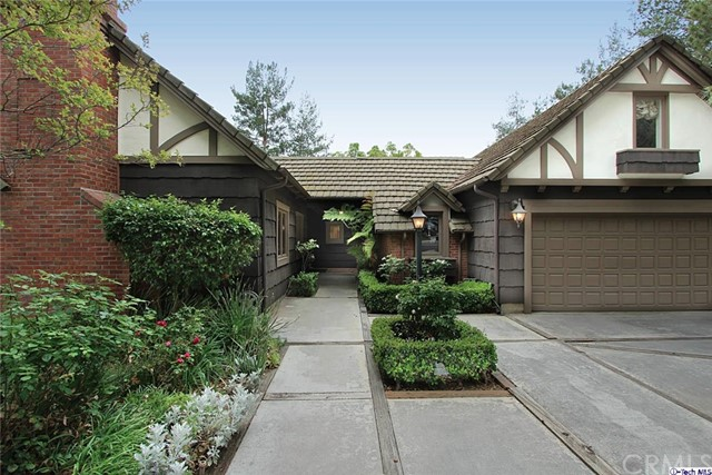 Single Family Home for Sale at 1637 Hastings Heights Lane Pasadena, California 91107 United States