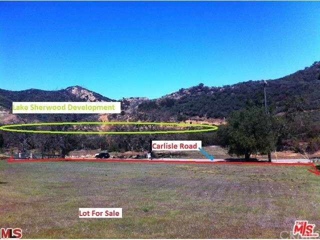 Single Family for Sale at 588 Carlisle Road E Thousand Oaks, California 91361 United States